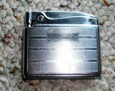 "Vintage 1940s Ronson Adonis Cigarette Lighter Engraved ""To My Matchless Wife"""