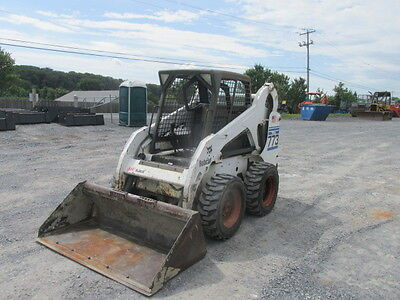 2001 Bobcat 773G Skid Steer Loader!