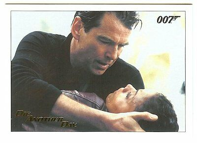2017 James Bond Archives Final Edition GOLD Die Another Day #70 167/250