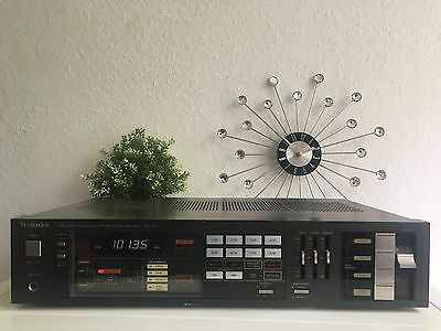 Vintage Technics SA-350 Quartz Tuner Synthesizer TV/FM/AM Stereo Receiver