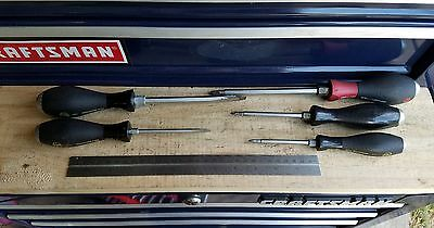 Wiha Screwdriver Lot Philips & Slotted   Ph3 Ph2 Ph1 Full Shank Germany Made