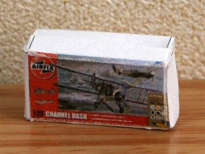 Dolls House Miniature 1:12th Scale Airfix Model Kit