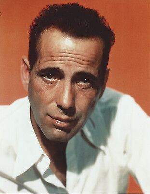 Humphrey Bogart 8 X 10 Photo With Ultra Pro Toploader