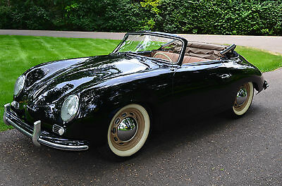 1954 Porsche 356 Pre-A Cabriolet Meticulously Restored and Cared for Example-The Best of the Best-Period Correct!