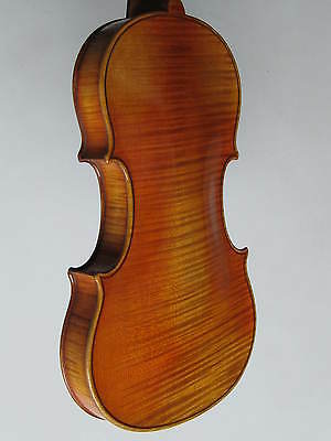 Beautiful French Labeled Full Size Violin, Powerful Tone  **  Sound Sample  **