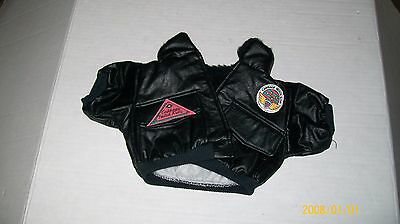 CABBAGE PATCH KIDS jacket for designer boy faux leather