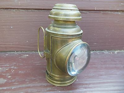 Vintage Mining / Bicycle Light