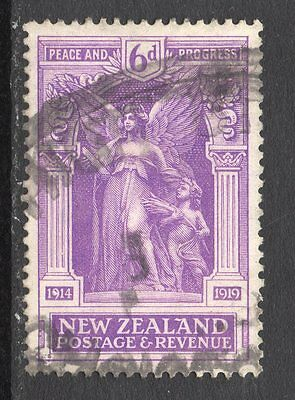 New Zealand SC #169 used - Victory