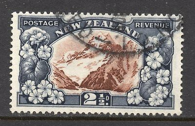 New Zealand SC #189 used - Mt. Cook