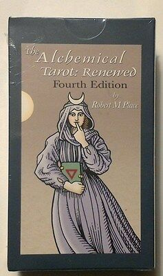 The Alchemical Tarot: Renewed Fourth Edition by Robert M Place (CARDS) 2013