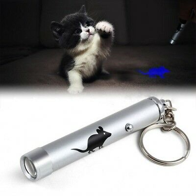 Funny Pointer Pen Mouse Animation New Interactive Training Funny Cat Play Toy