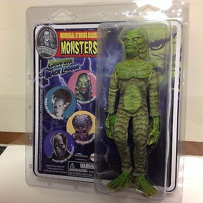 Creature From the Black Lagoon Diamond Select Mego typed clothed figure MIP