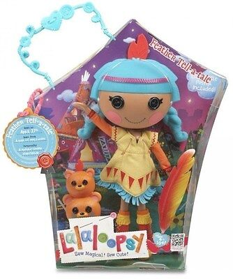 Lalaloopsy - Feather Tell-A-Tale  (  Large Doll)  **mib**