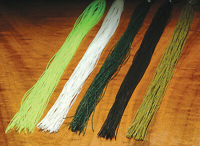 SENYO/'S FUSION FOIL LEGS FOR  FLY AND JIG TYING YOU PICK COLOR