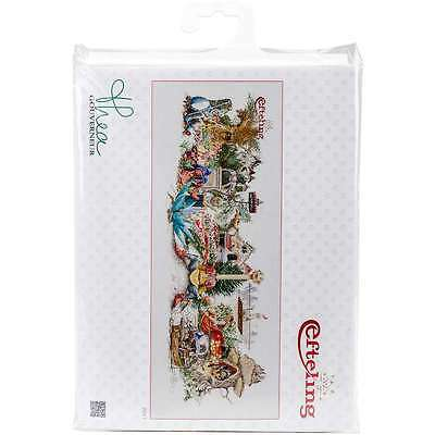 "Efteling On Aida Counted Cross Stitch Kit 31.5""X11.75"" 16 Count 499994659187"