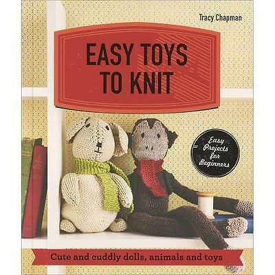 Pavilion Books Easy Toys To Knit 499993387302