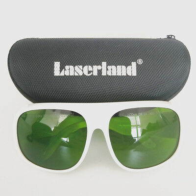 190-470nm /& 800-1700nm YAG Laser Safety Glasses /& Goggles for Glass-wearers OD5+