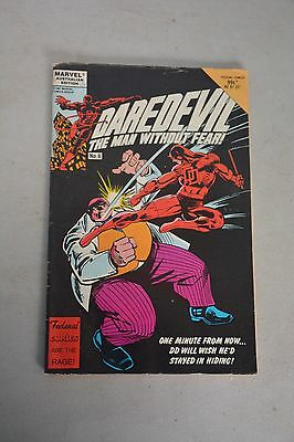 Daredevil The Man without fear! No. 6 Comic