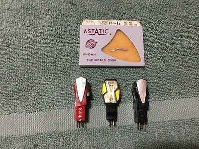 SEEBURG Jukebox ORIGINAL STEREO CARTRIDGE Lot Of 3 Parts