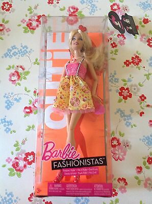 NEW⭐️⭐️BARBIE⭐️⭐️CUTIE FASHIONISTAS Swappin Styles Doll⭐️⭐️