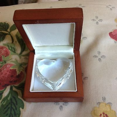 Heart of Glass (Love Token) Boxed