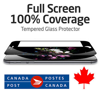 """Premium Tempered Glass Screen Protector for iPhone 6 & iPhone 6S & iPhone 7 4.7"""""""