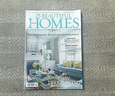 25 Beautiful Homes Magazine May 2017 home interiors decorating styling