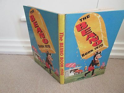 THE BEANO Book/Annual 1970-D.C THOMSON/DANDY-Unclipped - Good Condition