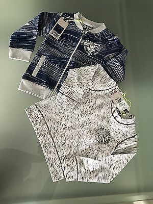 BNWT Boys Tumble And Dry Jumpers, 12-18months, Rrp $80!