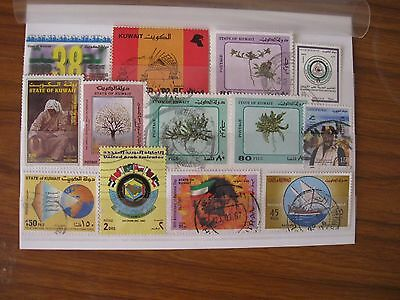 Selection Of Older Stamps Of Morroco  Fine Used,  Card 1,