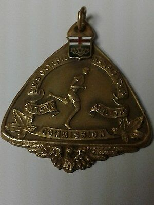 Boys Club Athletic Commission Medal