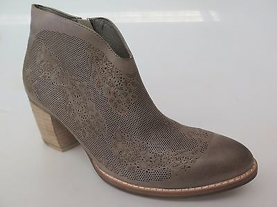 Django & Juliette - new ladies leather ankle boot size 37 #183