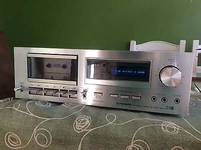 Pioneer  CT-F600  Cassette Deck