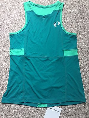Pearl Izumi Ladies Cycling/Sport Vest New With Tags Size M
