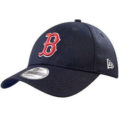 Boston Red Sox MLB Adult 9FORTY 'The League' New Era Adjustable Cap