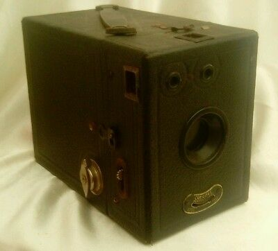 Vintage Coronet Portrait Lens Box Camera