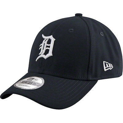 Detroit Tigers MLB Adult 9FORTY 'The League' New Era Adjustable Cap