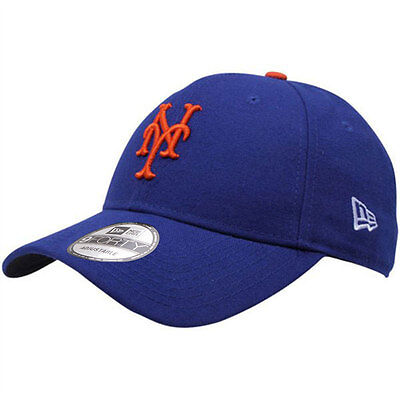 New York Mets Adult MLB 9FORTY 'The League' New Era Adjustable Cap