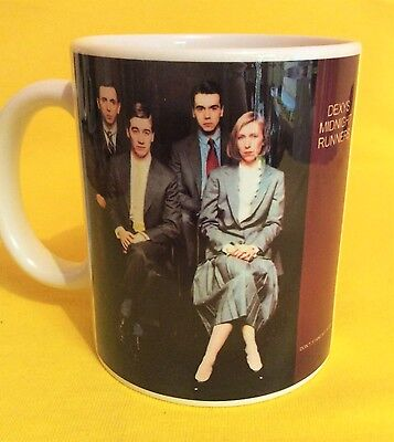 Dexy's Midnight Runners-Don't Stand Me Down 1985 - Album Cover On A Mug.