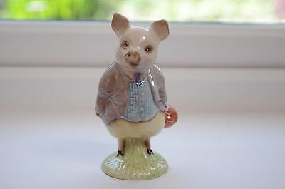 Beswick Beatrix Potter Pigling Bland Figure