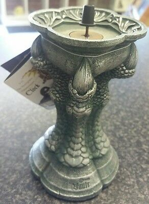 dragon candle holder Nemesis now