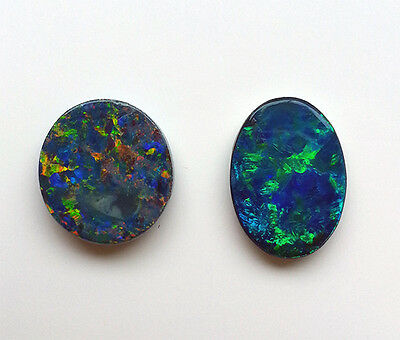 Colourful Opal Doublets
