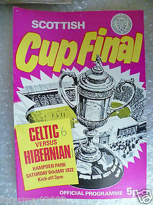 1976 Scottish Cup FINAL CELTIC v HIBERNIAN, 6th May