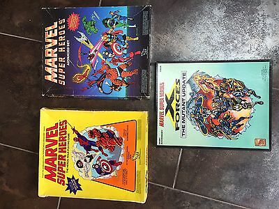 TSR Marvel Super Heroes Role Playing Games