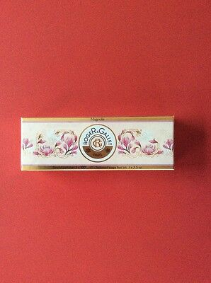 Roger & Gallet Boxed 3 x 100gr Soaps Brand New - Sealed
