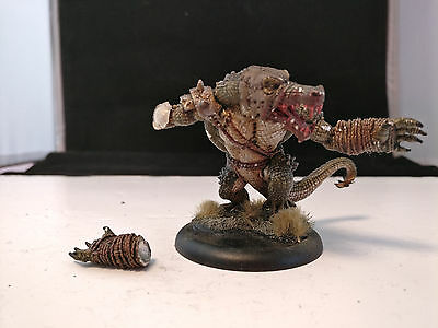*Part Painted* Hordes Minions Blackhide Wrastler Heavy Warbeast