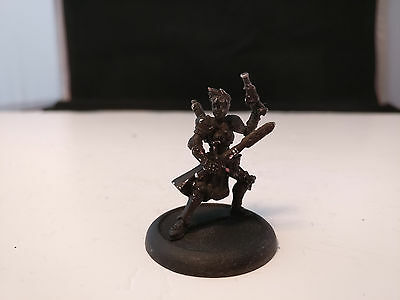 *Unpainted* Warmachine Cygnar Journeyman Warcaster Solo