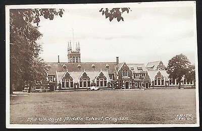 The Whitgift Middle School Croydon Surrey Postcard