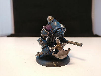 *Part Painted* Warmachine Cygnar Hunter Light Warjack