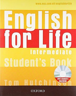 English for Life Intermediate : Student's Book with Multi-ROM Pack